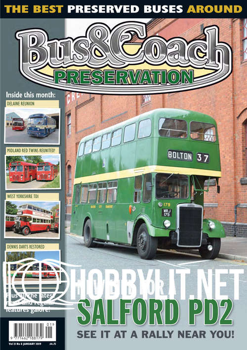 Bus & Coach Preservation – January 2019