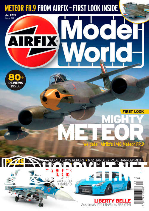 Airfix Model World 098 – January 2019
