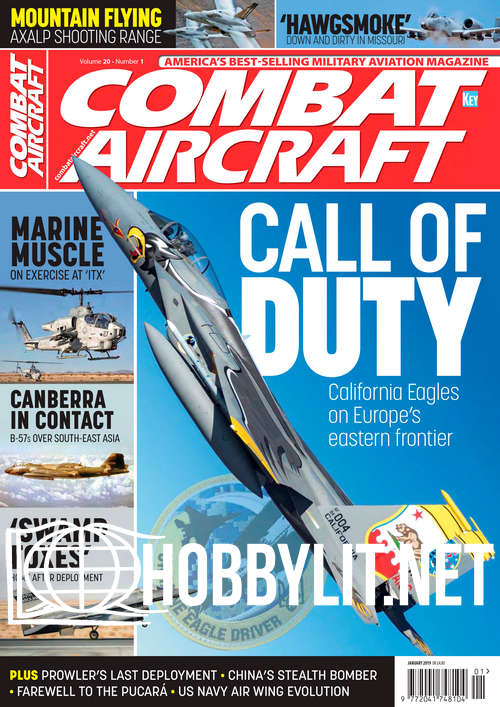 Combat Aircraft – January 2019