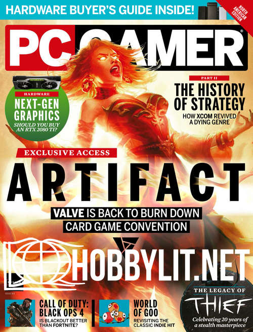 PC Gamer - January 2019
