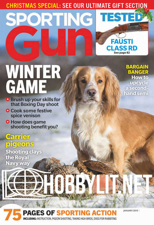 Sporting Gun - January 2019