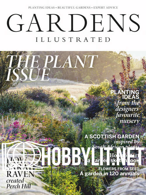 Gardens Illustrated - Xmas 2018