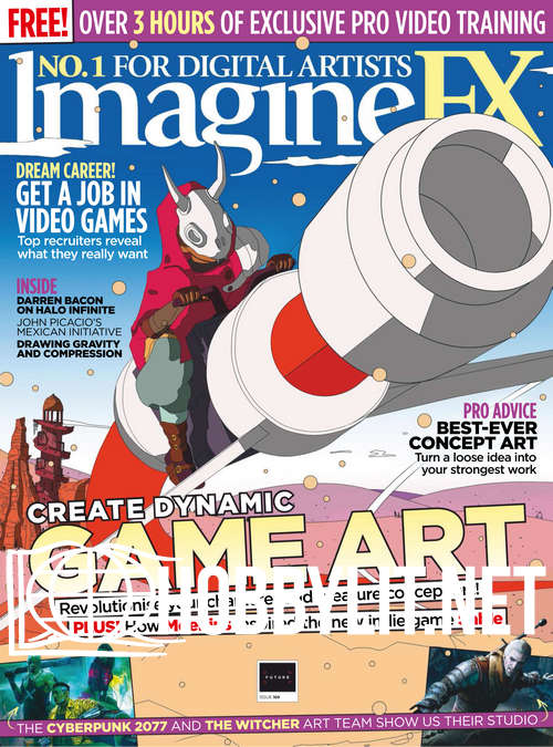 ImagineFX - January 2019