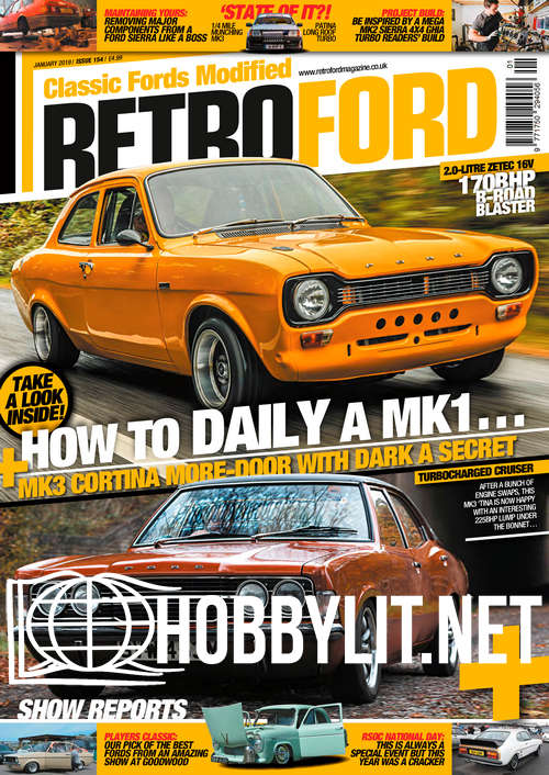 Retro Ford – January 2019
