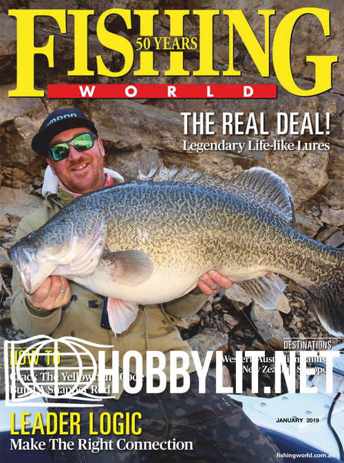 Fishing World - January 2019