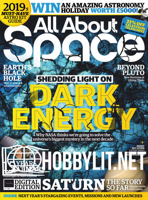 All About Space Issue 85, 2019