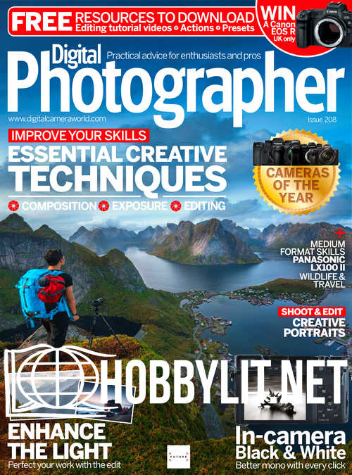 Digital Photographer Issue 208