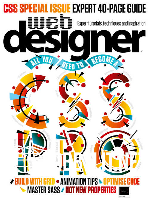 Web Designer Issue 282, 2019