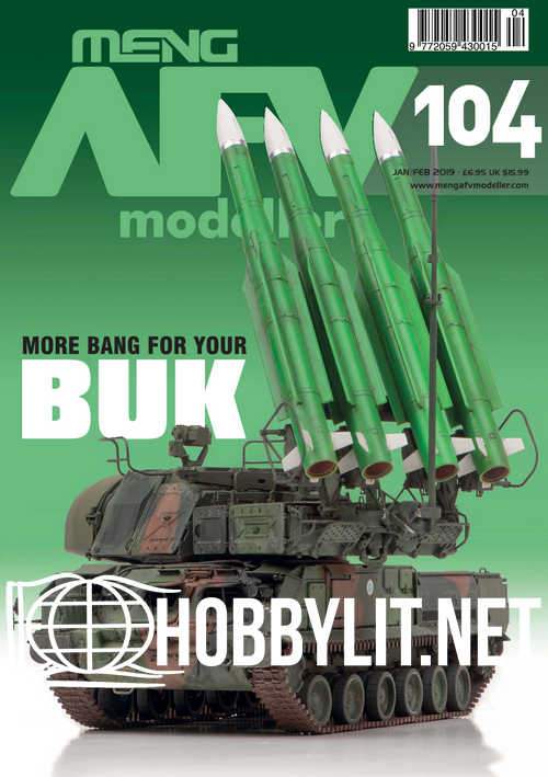 AFV Modeller 104 – January/February 2019