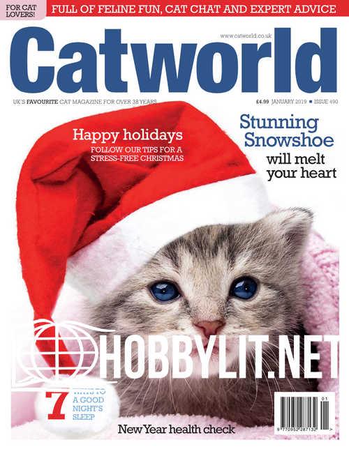 Cat World – January 2019