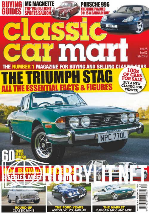 Classic Car Mart – February 2019