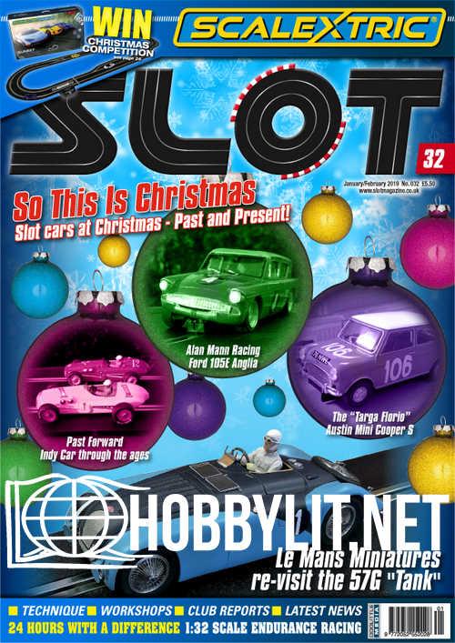 Slot 32 – January/February 2019