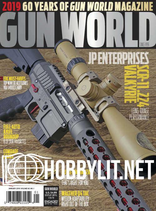 Gun World – January 2019
