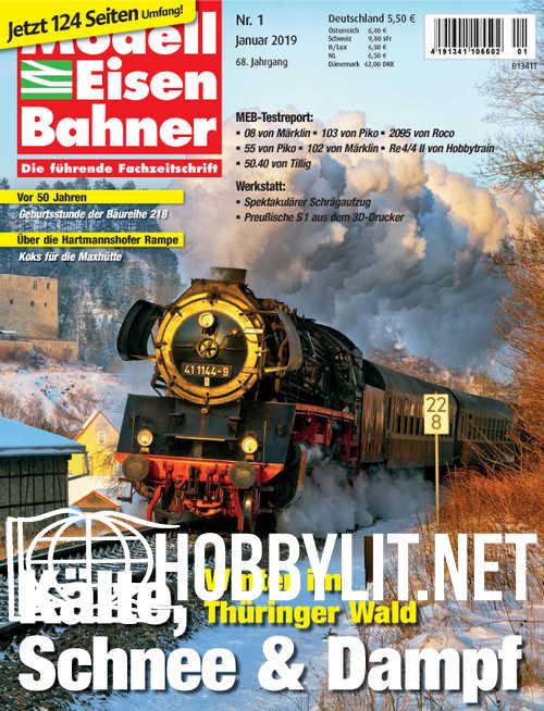 ModellEisenBahner - Januar 2019