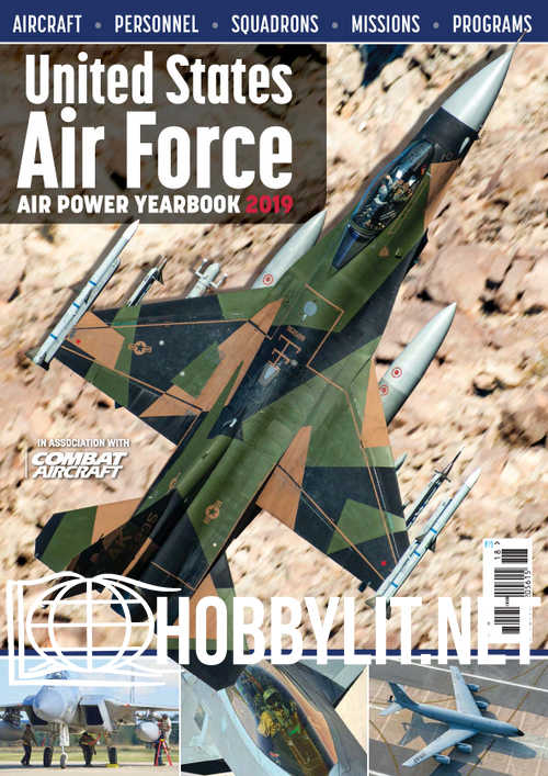 United States Air Force : Air Power Yearbook 2019