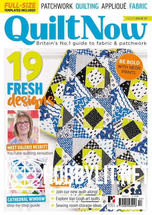 Quilt Now Issue 57