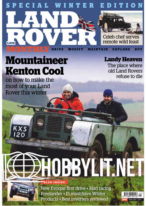 Land Rover Monthly - Winter 2019