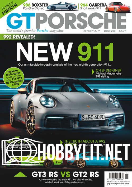 GT Porsche – January 2019