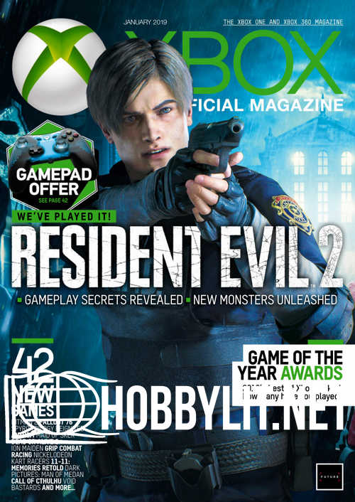 Xbox: The Official Magazine - January 2019