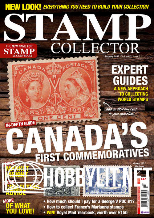 Stamp & Coin Mart – January 2019