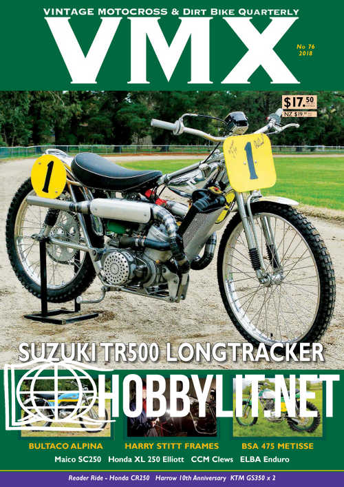 VMX Issue 76, 2018