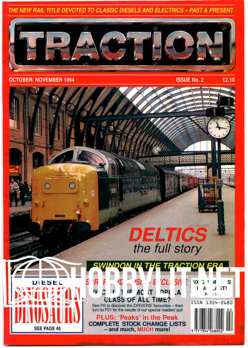 Traction Issue 002 - October/November 1994