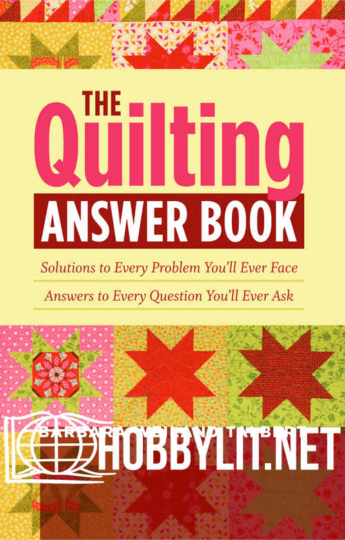 The Quilting Answer Book (EPUB)