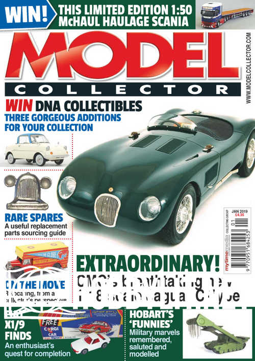 Model Collector - January 2019