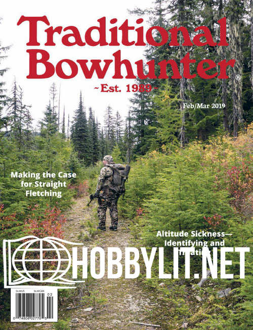 Traditional Bowhunter – February/March 2019