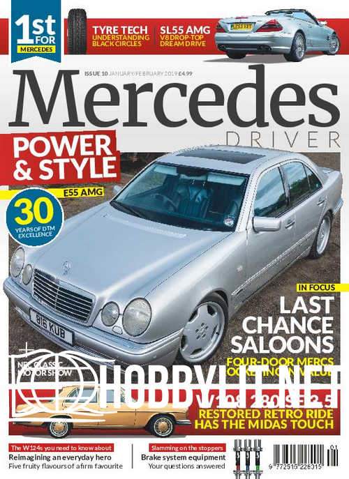 Mercedes Driver Issue 10 – January/February 2019