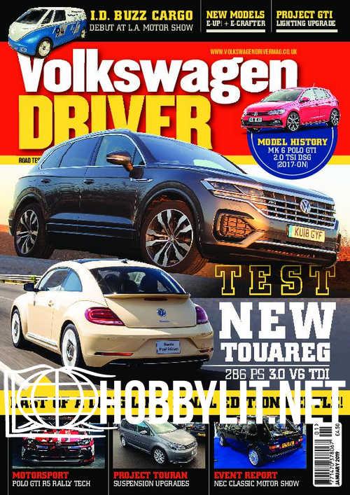 Volkswagen Driver – January 2019