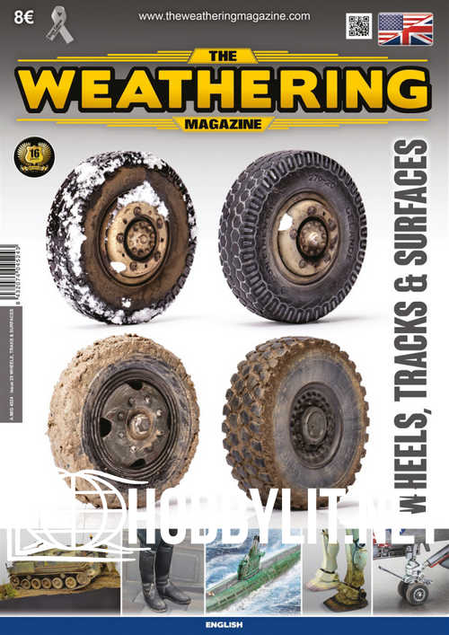 The Weathering Magazine Issue 25