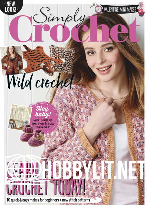 Simply Crochet Issue 79