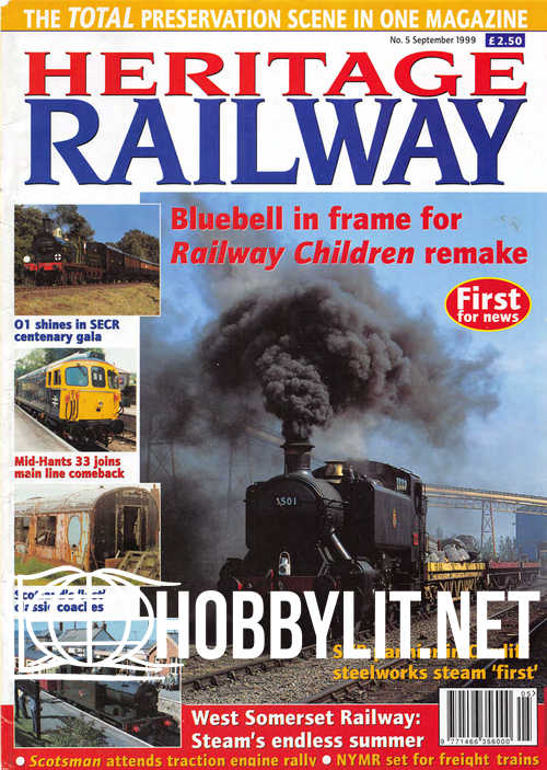 Heritage Railway 005 - September 1999