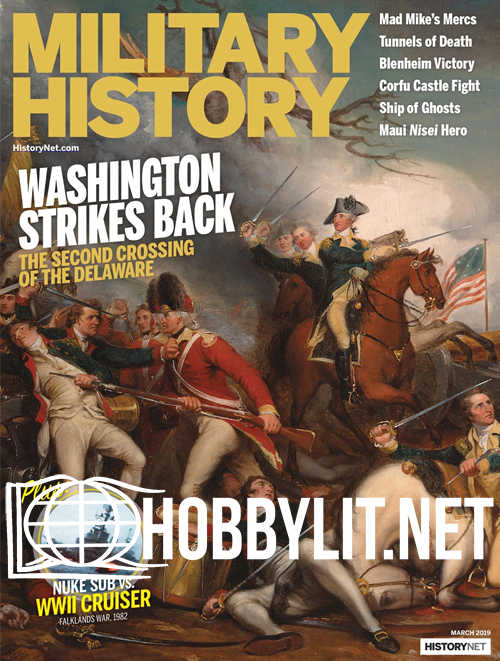 Military History - March 2019