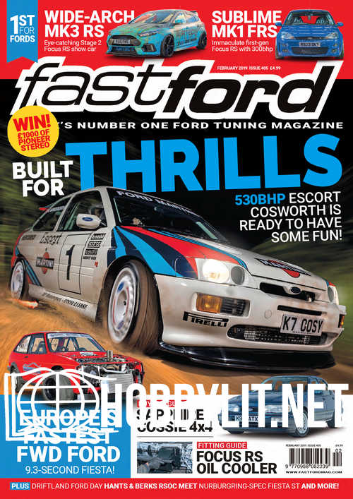 Fast Ford – February 2019