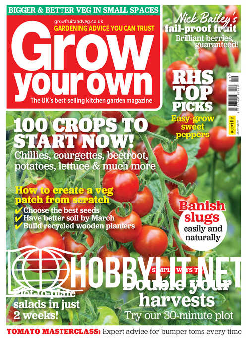 Grow Your Own – February 2019