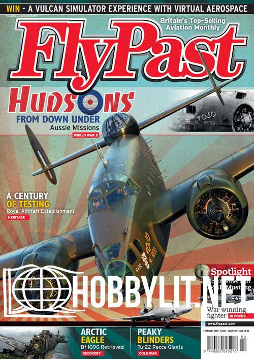 FlyPast – February 2019