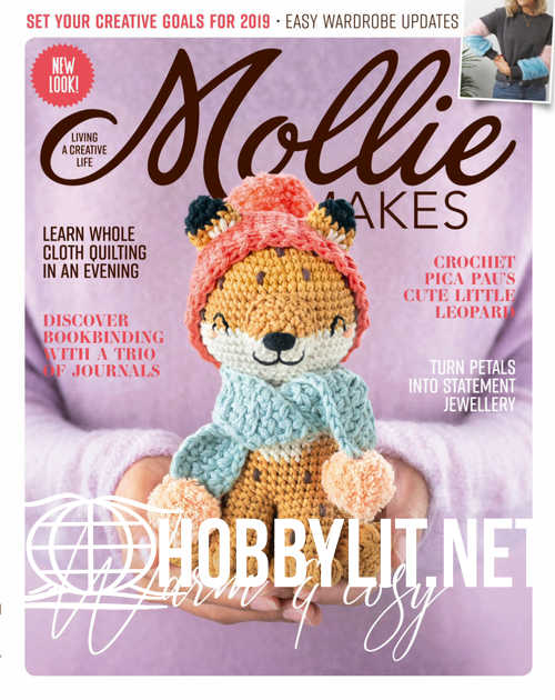 Mollie Makes Issue 101