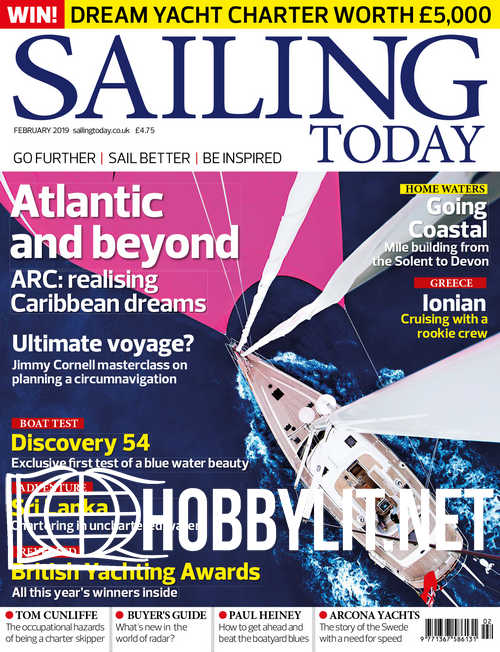 Sailing Today – February 2019
