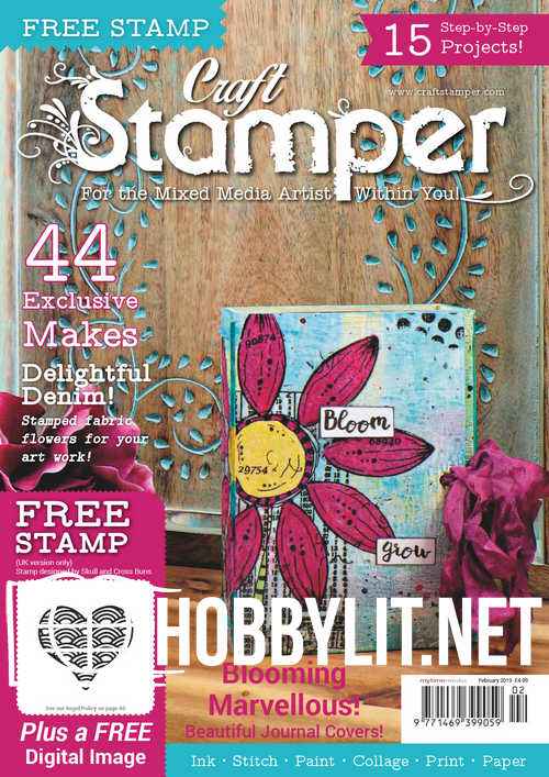 Craft Stamper – February 2019