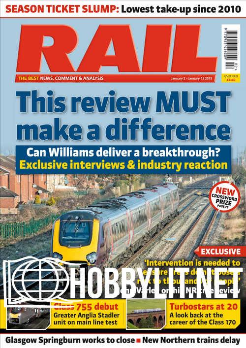 RAIL - 2 January 2018