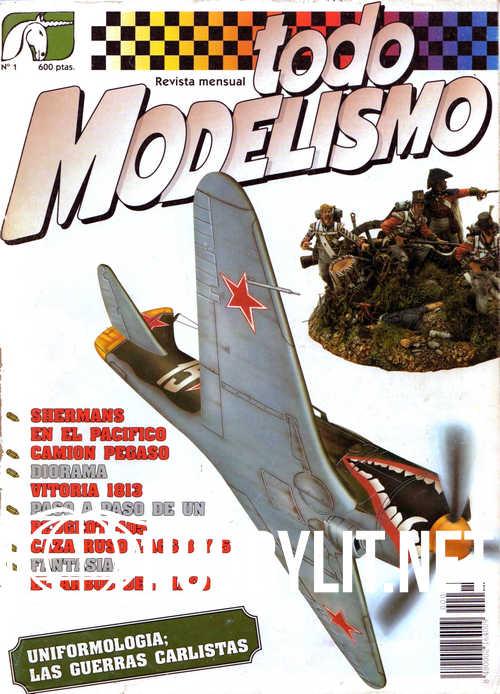 Todo Modelismo (Euromodelismo) issue 1