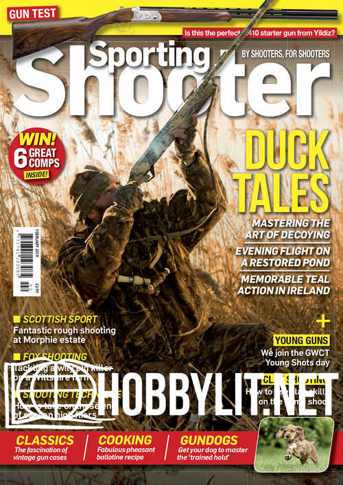 Sporting Shooter – March 2019