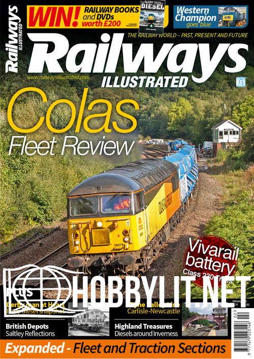Railways Illustrated – February 2019