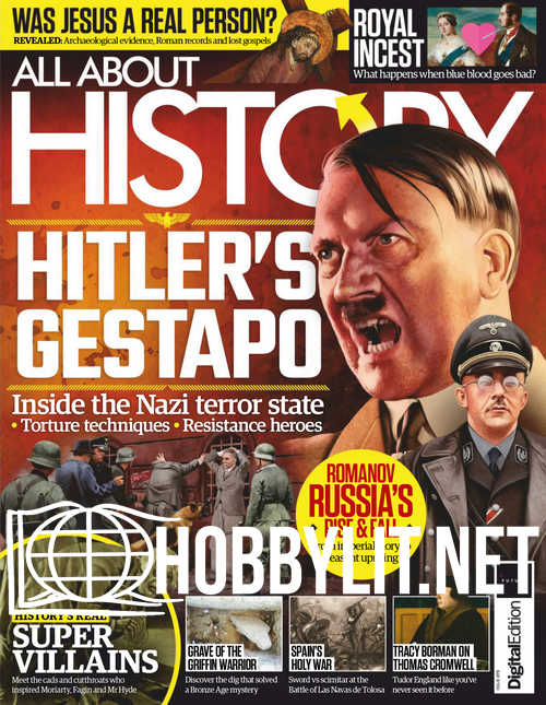 All About History Issue 073