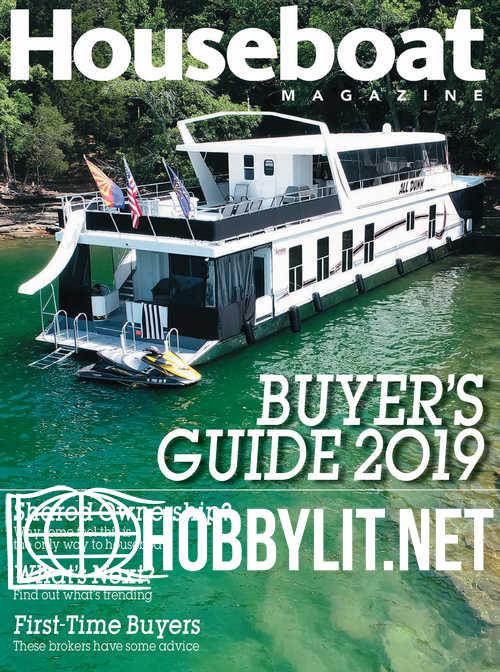 Houseboat Magazine - January/February 2019