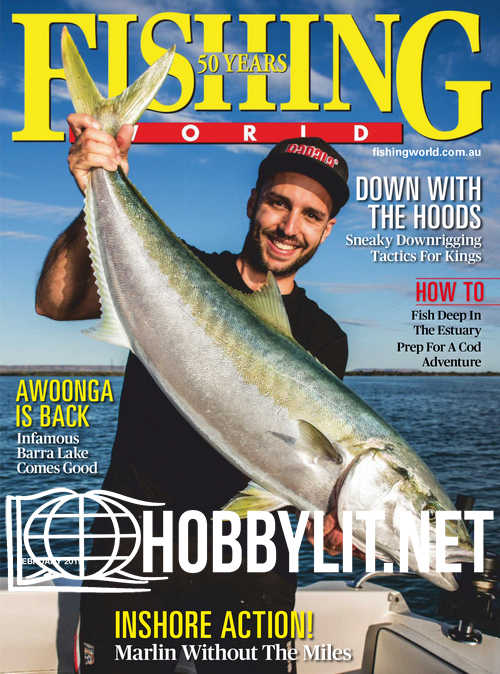 Fishing World - February 2019