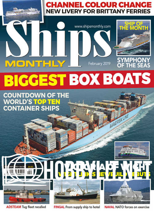 Ships Monthly - February 2019