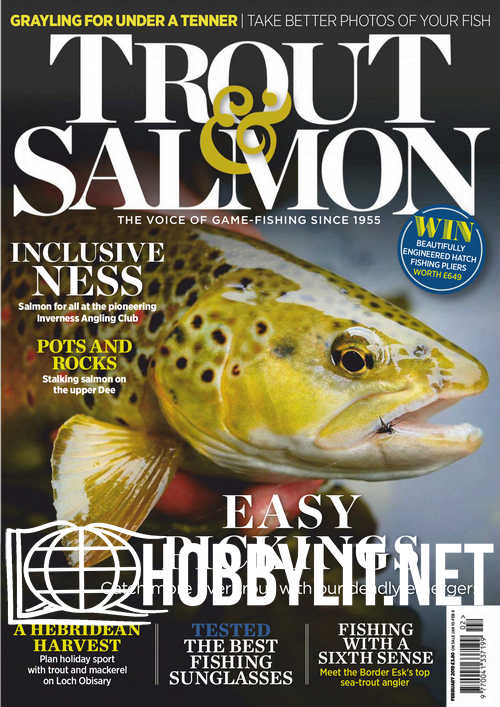 Trout & Salmon - February 2019